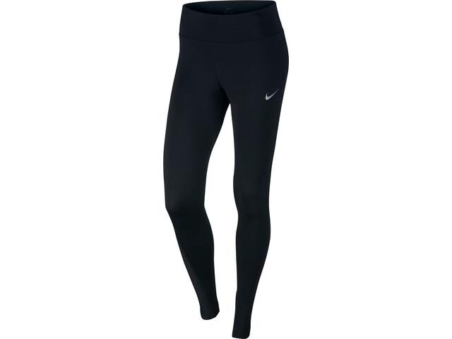 Nike Power Running - Pantalones largos running Mujer - negro